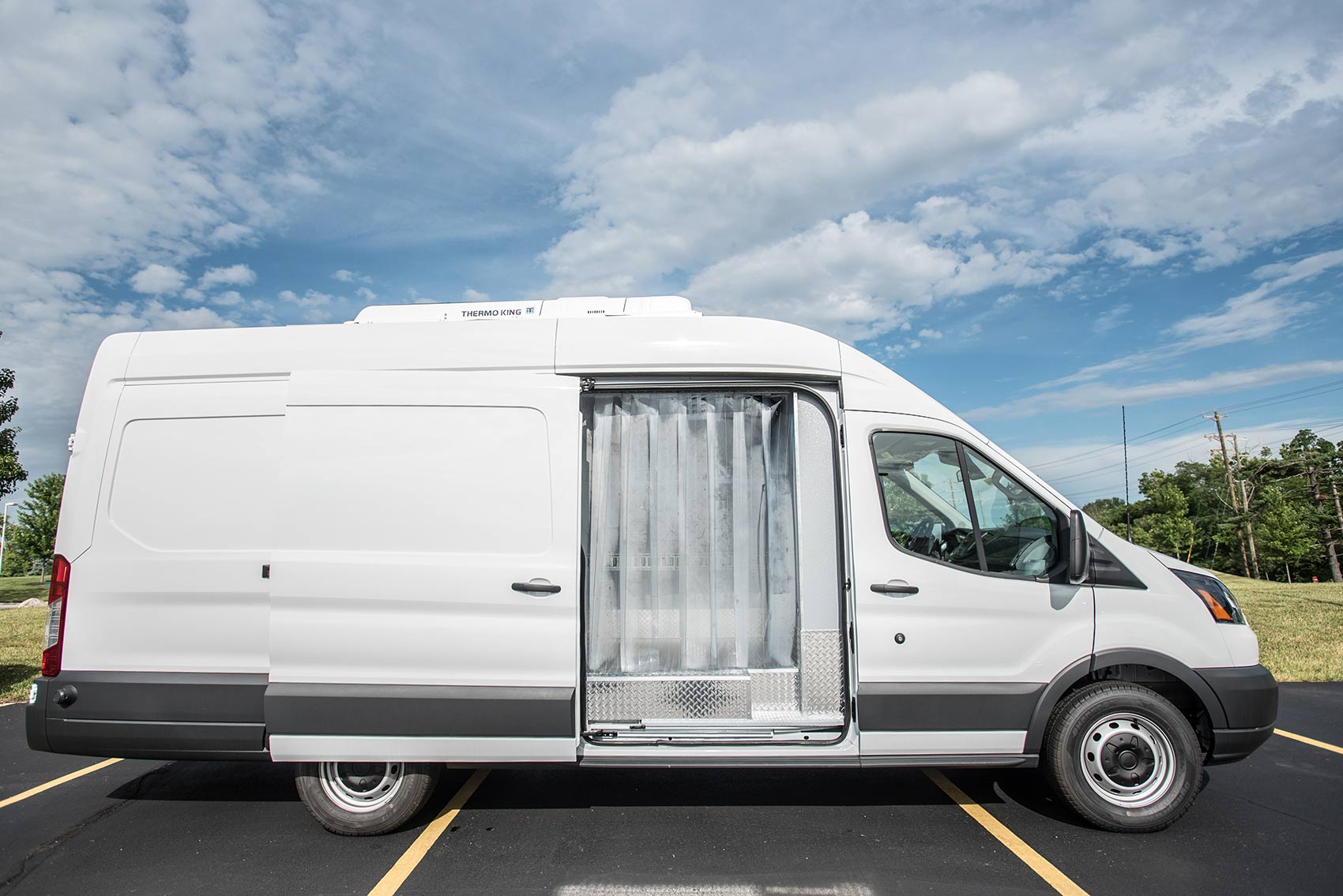 Refrigerated Vans Models Ford Transit Van 350 Bush