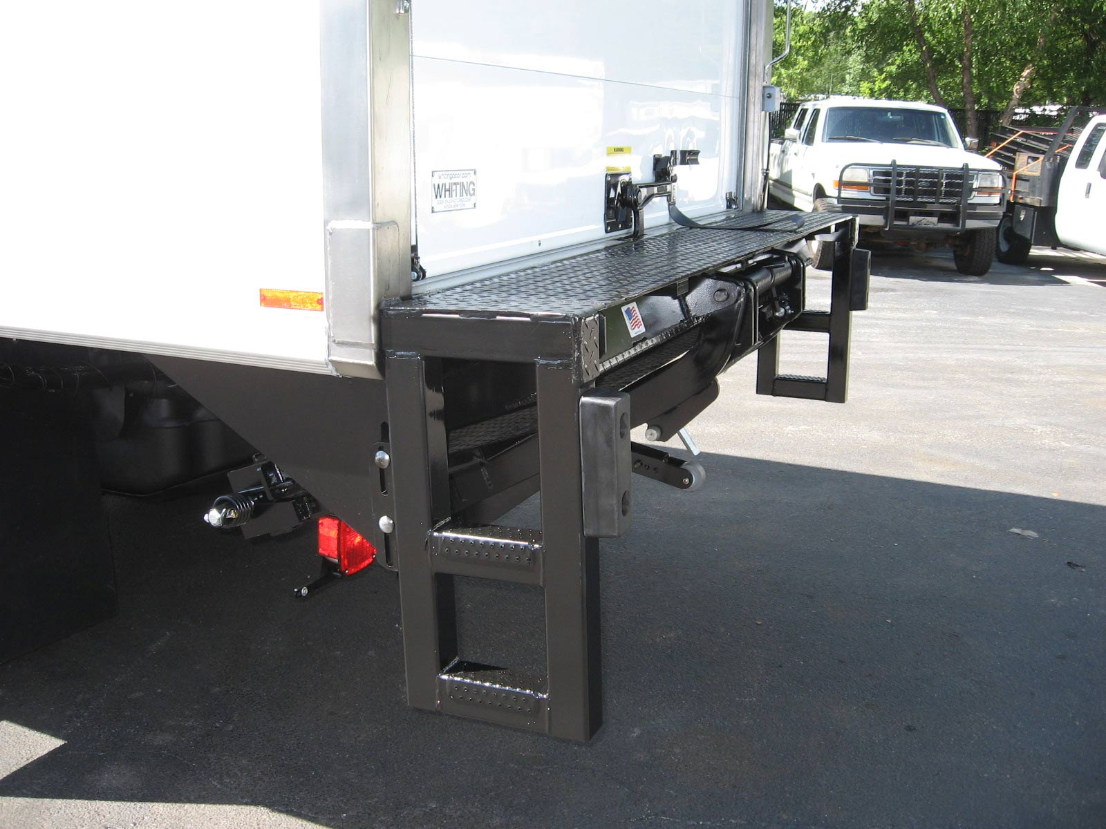 Refrigerated Vans Models Dodge Ram 5500 Bush Trucks