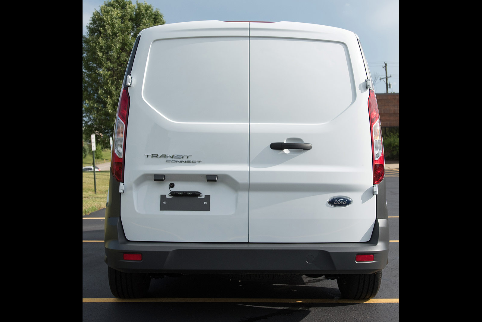 Truck Cab Sizes >> Refrigerated Vans | Models | Ford Transit Connect Van ...