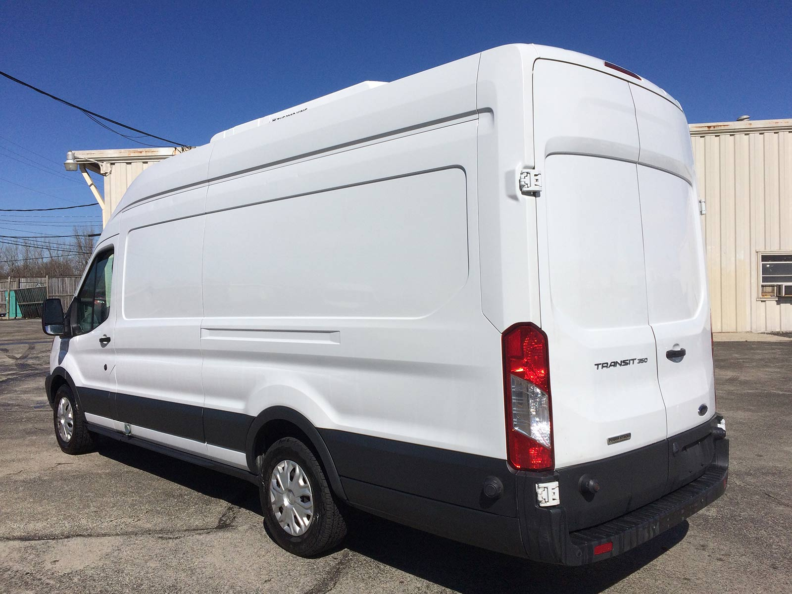 Ford Cargo Van For Sale >> USED 2015 FORD DIESEL T350 TRANSIT VANS