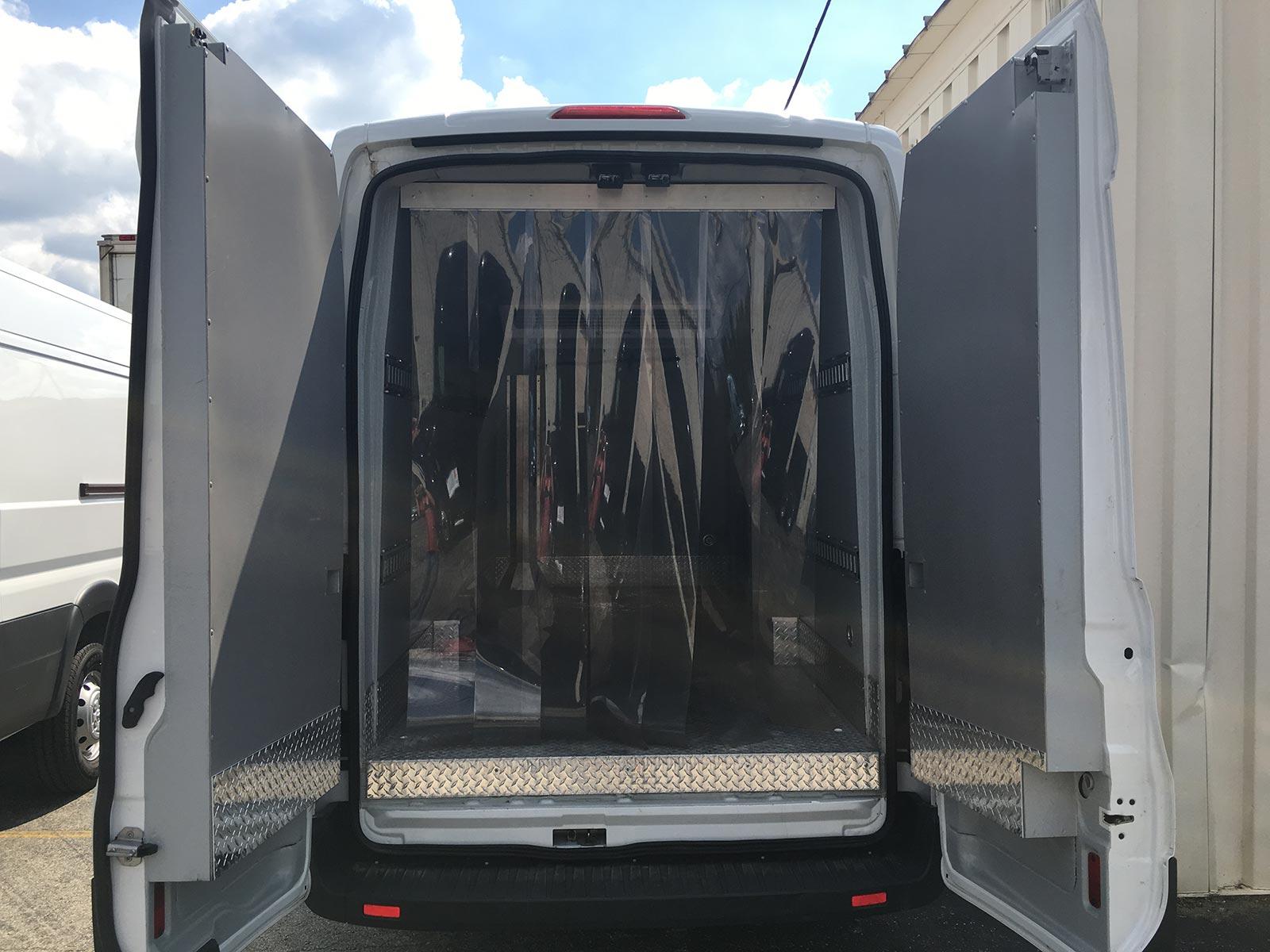Refrigerated Vans Models 2018 Ford 350 Transit Van