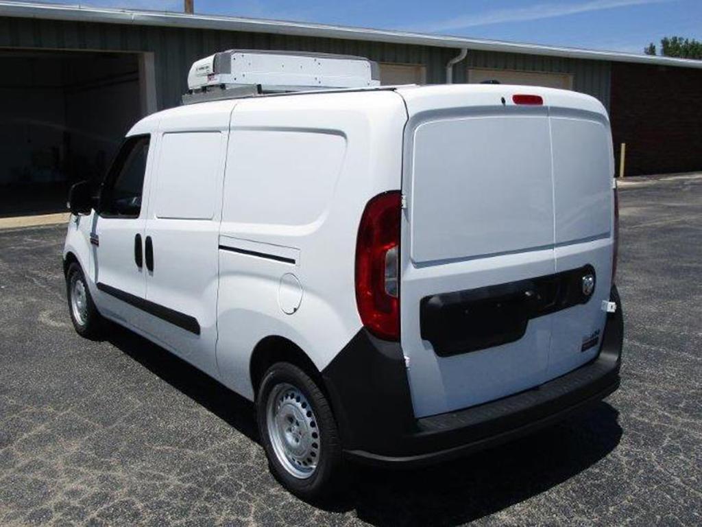 Dodge Promaster Van >> Refrigerated Vans | Models | Dodge Ram Promaster City ...