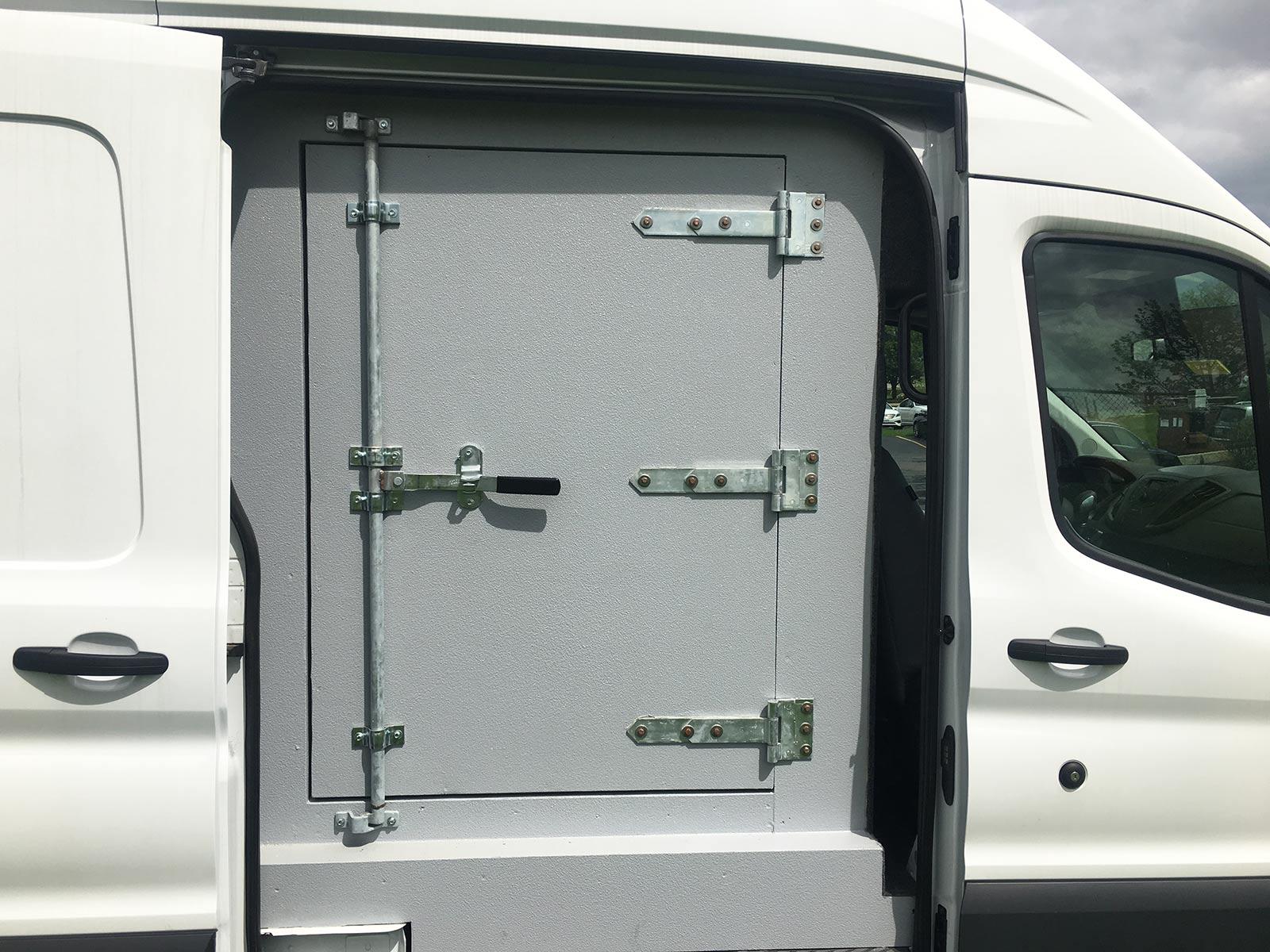 Refrigerated Vans | Models | Ford Transit Connect Van | Bush